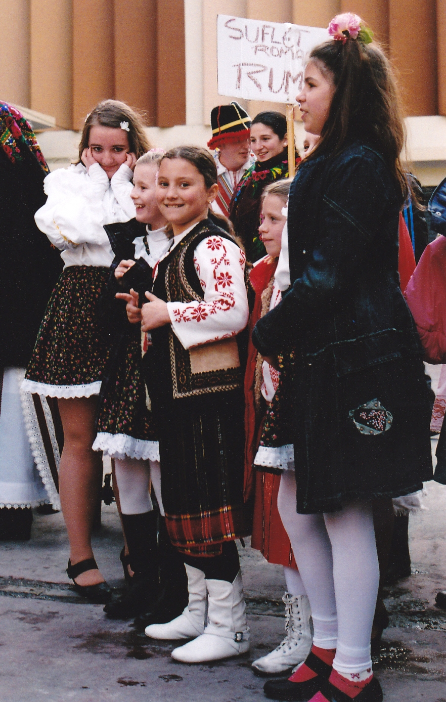 carrnival girls