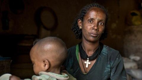 praying for rain ethiopia