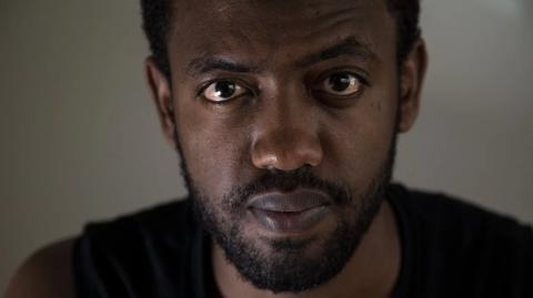 Muaz Ayemo - Oromo protests